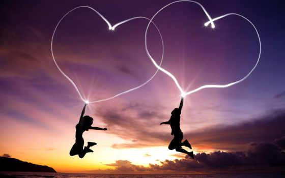девушка, love, со, парень, девушек, парней, праздники, любви, смыслом,