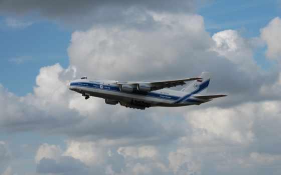 руслан, самолёт, Ан-8