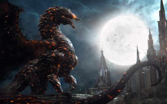 shadow, lords, castlevania, dracula, дракон, драконы, коллекция, лучшая, уже, загружено,