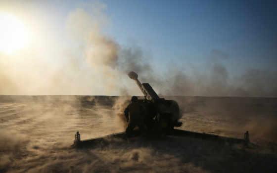 гаубица, 2А18, caliber, гаубицы, artillery, армия, 122-Д-30