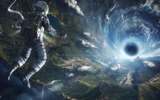 ,,, черная дыра, астронавт, наука, пространство, галактика, вселенная,, black hole bomb