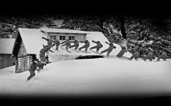 snowboarding, hd