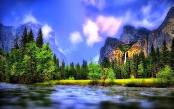 пейзаж, горы Фон № 17252 разрешение 1920x1200