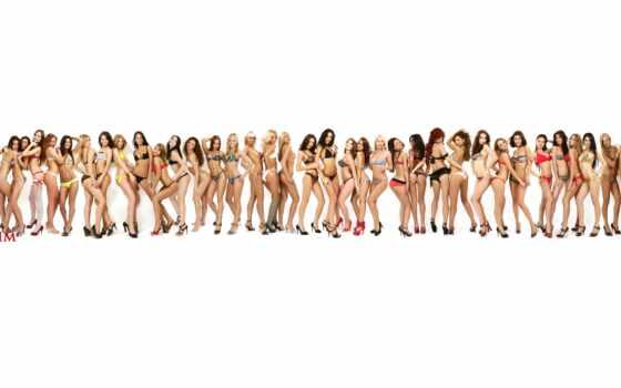 devushki, maxim, журнал, девушек, модели, красивых, брюнетки, много, изобилие, блондинки, krasota,