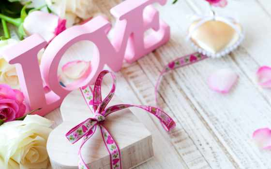 love, valentine, сердце