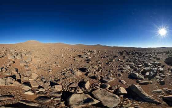камни, пустыня, песок