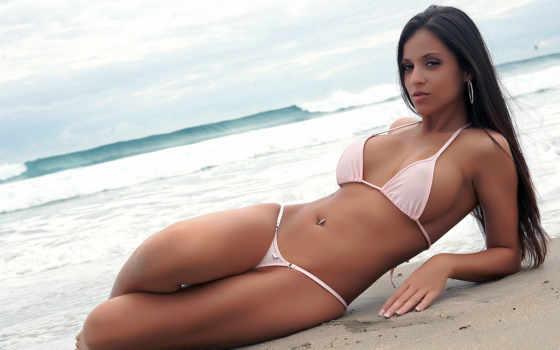 пляж, девушка, napa, кипр, бикини, купальниках, girls, devushki, айа,