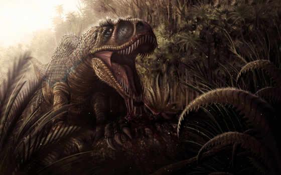 динозавр, similar