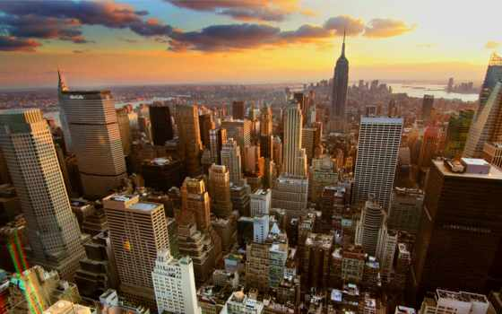 new, york, city