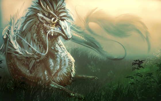 дракон, азиатский