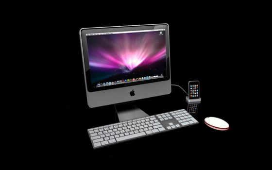 black, apple, mac, iphone, компьютер, компании,