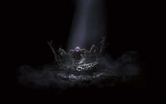 soul, ворона, dark, king, sunken, neon, чертовка