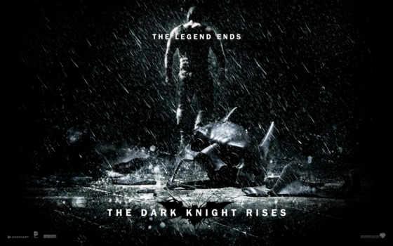 dark, rises, knight