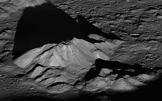 луны, хаббл, crater