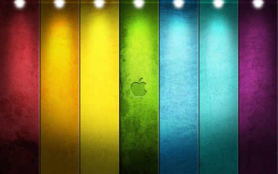 apple, логотип Фон № 115341 разрешение 1680x1050