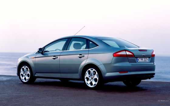 ford, mondeo, седан, технические, характеристики,