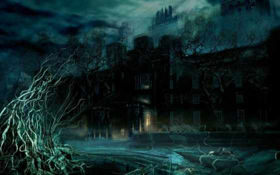 mysticism, fantasy, игры, самые, ужас, луна, ночь, mobile,
