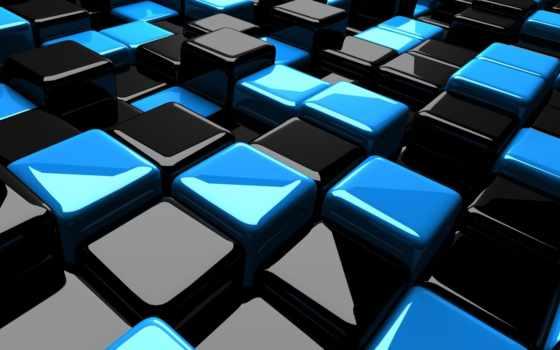 cubes, графикой