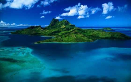 остров, bora, острова