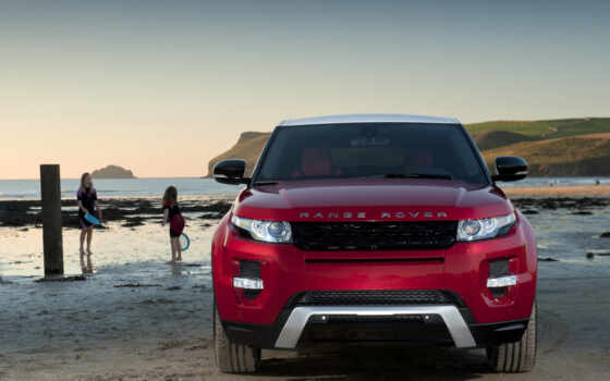 rover, evoque, range, land, door,