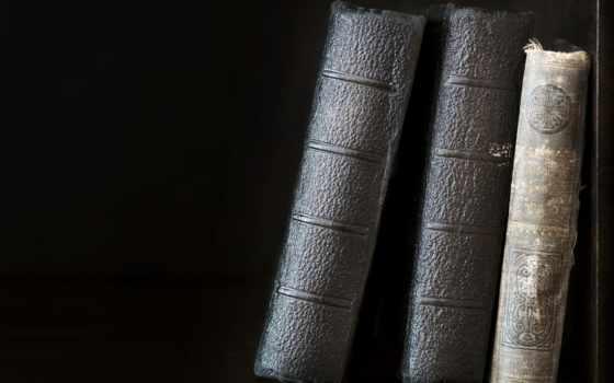 книги, старые, полка, книга, высоком, базе, февр, разное, качестве,