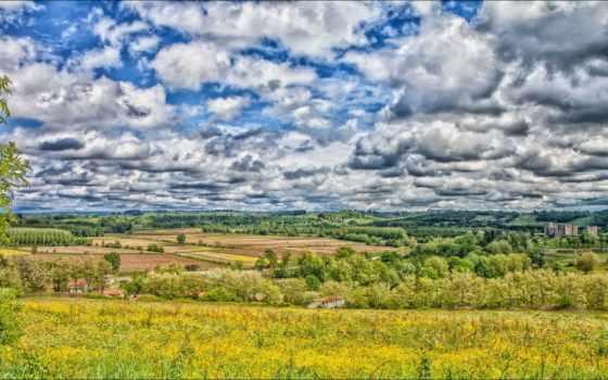 природа, пейзажи -, небо, красивая, большой, oblaka, природы, landscape, margin, красивые, детей,