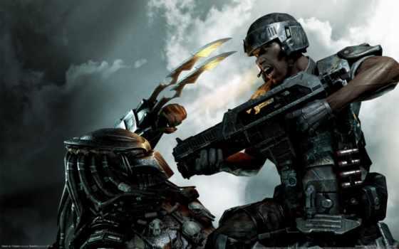 predator, игры Фон № 10025 разрешение 2560x1600