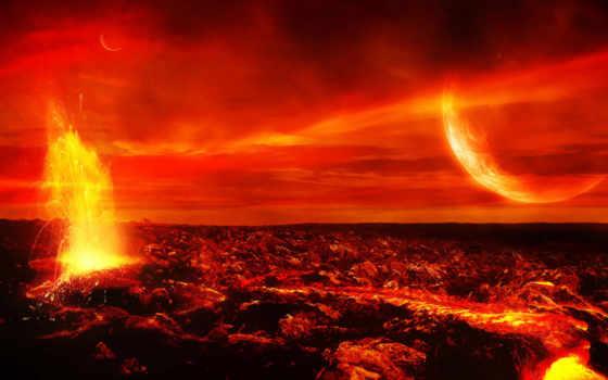 volcano, марсе