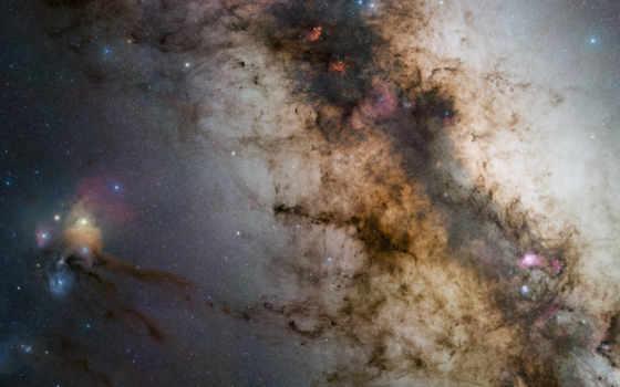 галактика, млечный
