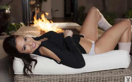 ariana, loken, сделать, hot, голая, sexy, playboy, упругая,