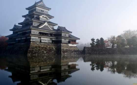 castle, burgen, matsumoto