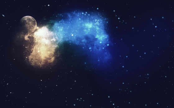 galaxy, star, космос