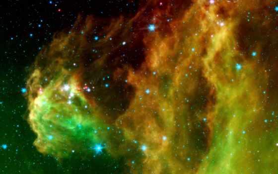 space, stars nebulae