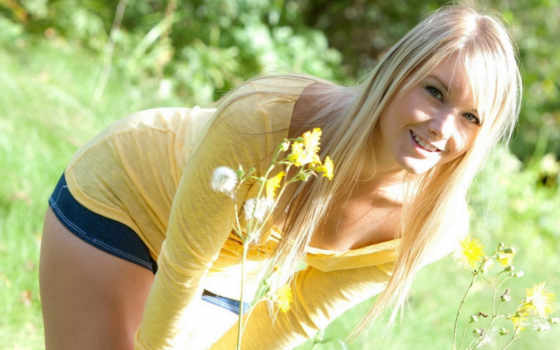блонд, моделька, демотиваторы