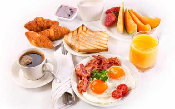 coffee, завтрак, круассаны, яичница, еда, круассаны, riviera,