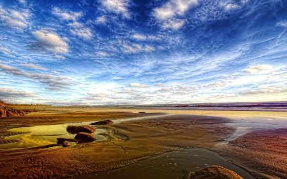 пляж, hdr, this, природа, resolution, landscape,