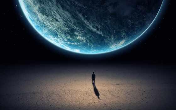 land, planet