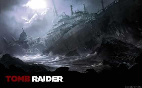 tomb, raider, прохождение