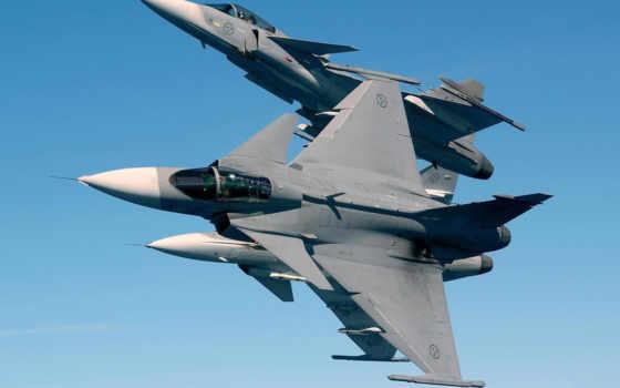 aviones, rusos, que, gripen, los, con, rusia, militares, jas,