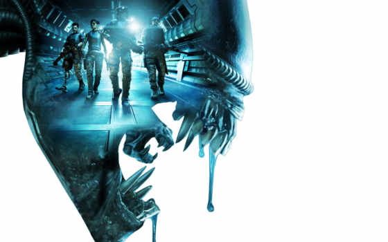 aliens, colonial, marines