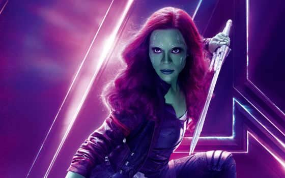 war, бесконечность, avengers, gamora, бесконечности, мстители, фильма, кадры,