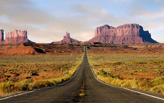 дорога, desert