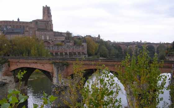 cathedral, albi, abyss,