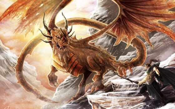 драконы, подборка, драконы, рисунки, дракон, fantasy, лучники, рога, картинка, крылья,