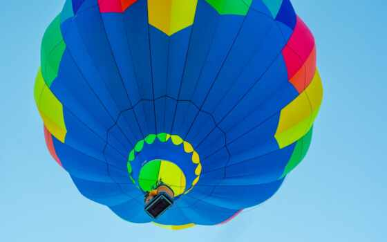balloon, air, hot, мяч, weed, авиация, корзина, aerostat, небо