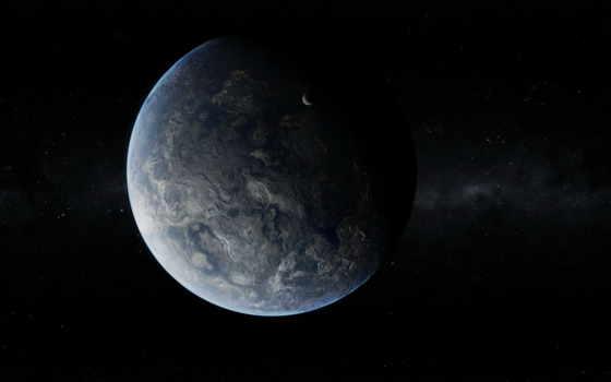 планета, спутник Фон № 24627 разрешение 1920x1200