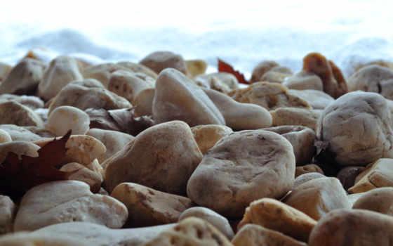 камни, прибрежные, галька, минералы, красивые, крупная, скалы,