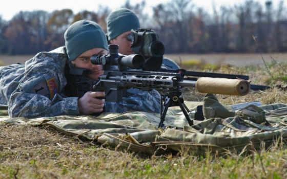 xm, sniper, rifle