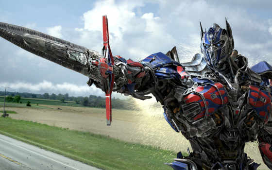 transformers, age, extinction Фон № 90532 разрешение 2560x1440