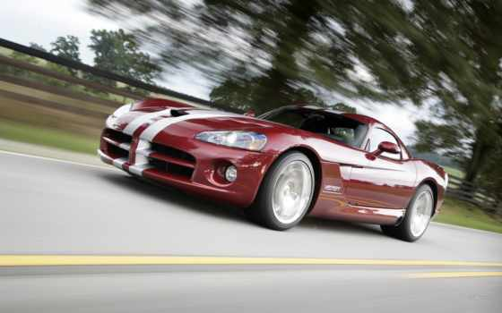 samochody, dodge, tapety, wściekli, szybcy, srt, viper, jest, motoryzacja, pulpit,